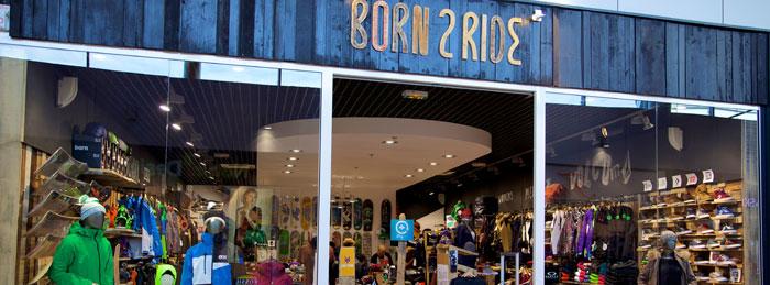 Born 2 ride