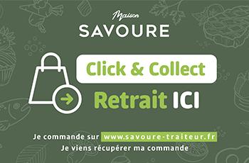 Click & Collect Maison Savoure