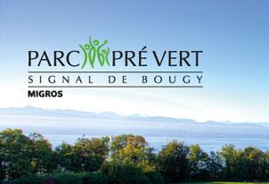 Parc Pré Vert du Signal de Bougy