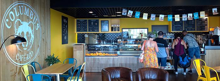 Columbus Café Neydens