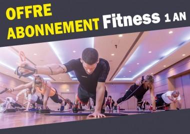 Vitam Parc Abonnement offre spéciale fitness 1an | vitam